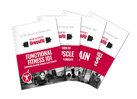 Free CrossFit 101 eBook
